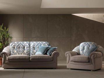 Итальянская мягкая мебель Roma фабрики Cis Salotti