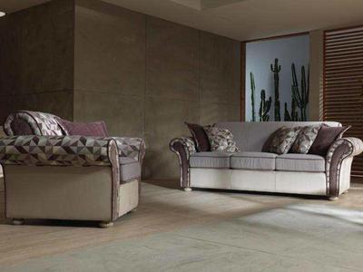 Итальянская мягкая мебель Topazio фабрики Cis Salotti