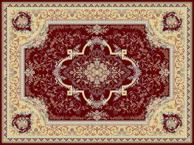 Иранский ковёр CAEA-001