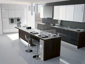 Итальянская кухня Vitra 05 фабрики AR-TRE