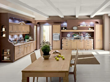Итальянская кухня Duchessa 04 фабрики AR-TRE