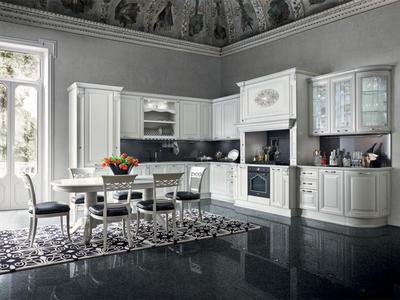 Итальянская кухня Ginevra 02 фабрики AR-TRE