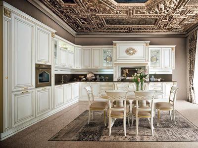 Итальянская кухня Ginevra 03 фабрики AR-TRE