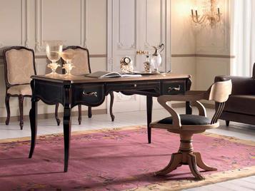 Итальянский письменный стол Cezanne 612 фабрики FM BOTTEGA D'ARTRE