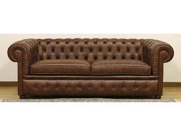 Готовые диваны CHESTER (brown) со склада в Италии