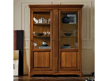 Итальянская 2-х дверная витрина Matisse 01 307 фабрики FM BOTTEGA D'ARTRE