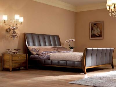 Итальянская кровать Dolce Vita 374 фабрики FM BOTTEGA D'ARTRE