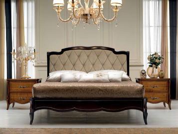 Итальянская кровать Cezanne фабрики FM BOTTEGA D'ARTRE