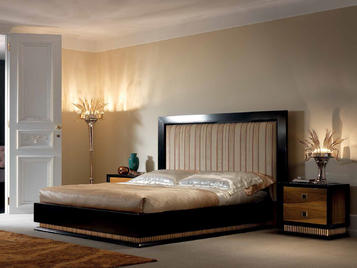 Итальянская кровать Aktual 461 фабрики FM BOTTEGA D'ARTRE