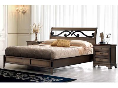 Итальянская кровать Matisse 811 фабрики FM BOTTEGA D'ARTRE