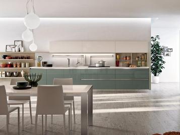 Итальянская кухня HIGH CAPACITY фабрики SPAGNOL CUCINE