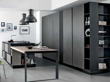 Итальянская кухня HIGH DESIGN фабрики SPAGNOL CUCINE
