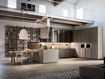 Итальянская кухня LOUNGE 01 фабрики COMPOSIT