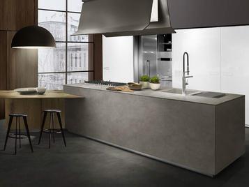 Итальянская кухня TOUCH 01 фабрики COMPOSIT