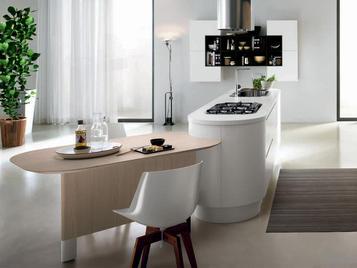 Итальянская кухня MAXIMA 01 фабрики COMPOSIT