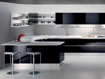 Итальянская кухня MAXIMA 06 фабрики COMPOSIT