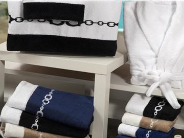Итальянские полотенца и халаты Villaggio фабрики Ricam Art