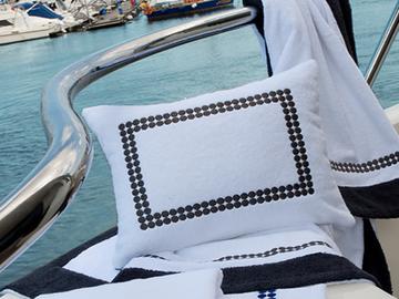 Итальянские полотенца и халаты Amalfi фабрики Ricam Art