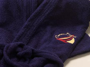 Итальянские полотенца и халаты Sanremo фабрики Ricam Art
