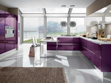 Итальянская кухня FLY 01 фабрики CONCRETA