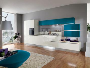Итальянская кухня FLY 05 фабрики CONCRETA