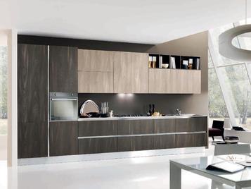 Итальянская кухня MIKONOS 01 фабрики CONCRETA