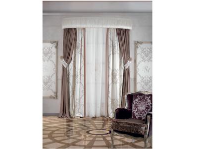 Итальянские шторы и гардины Marsala фабрики Ricam Art