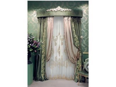 Итальянские шторы и гардины Lisbona фабрики Ricam Art