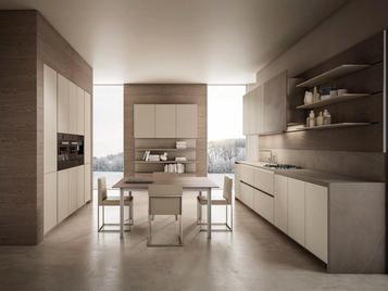 Итальянская кухня CONTEMPORA 04 фабрики ASTER