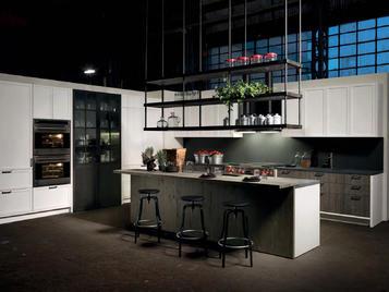 Итальянская кухня FACTORY 03 фабрики ASTER