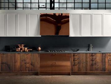 Итальянская кухня FACTORY 07 фабрики ASTER
