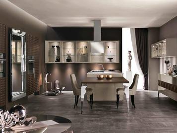 Итальянская кухня LUXURY GLAM 01 фабрики ASTER