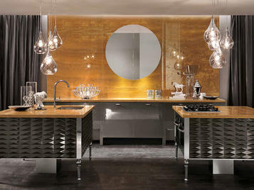 Итальянская кухня LUXURY GLAM 03 фабрики ASTER