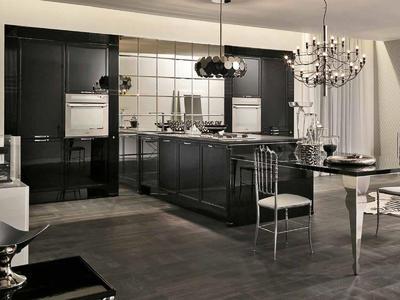 Итальянская кухня LUXURY GLAM 07 фабрики ASTER