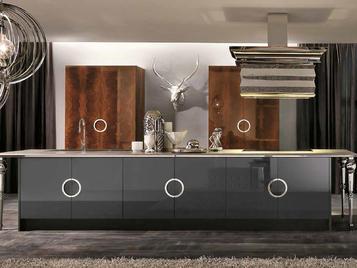 Итальянская кухня LUXURY GLAM 09 фабрики ASTER