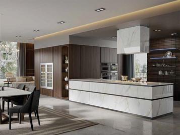 Итальянская кухня GLAMOUR 03 фабрики OLDLINE