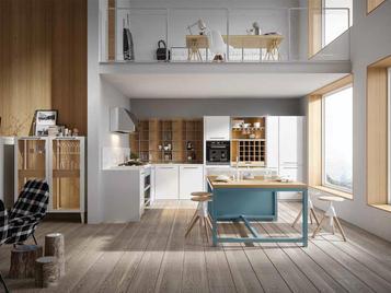 Итальянская кухня NORDICO 02 фабрики OLDLINE