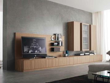Итальянская стенка LOOP 05 фабрики OLDLINE