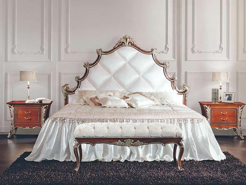 Итальянская кровать 2418 фабрики CEPPI STYLE