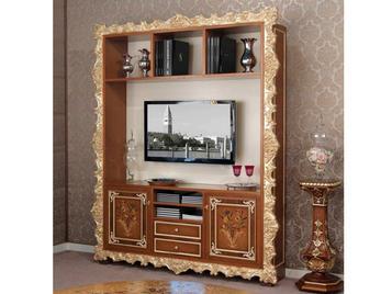 Итальянская мебель для ТВ MARTALI фабрики CARLO ASNAGHI