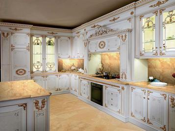 Итальянская кухня DIANA фабрики CARLO ASNAGHI