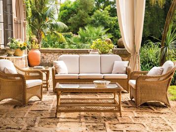 Испанский трёхместный диван ARENA фабрики COLECCION ALEXANDRA