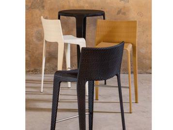 Испанский барный стул U фабрики COLECCION ALEXANDRA