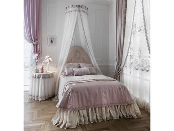 Итальянский тeкстиль для спален Elisabeth Letto фабрики Chicca Orlando