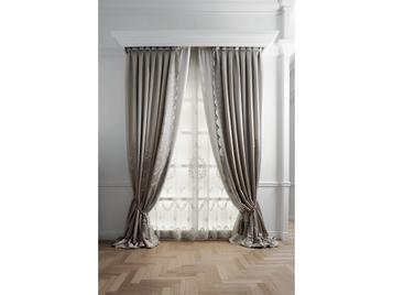 Итальянские шторы и тюль Lady Allover фабрики Chicca Orlando