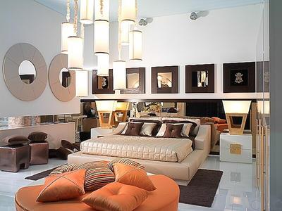 Итальянская кровать HC/6150 фабрики AMELI HOME