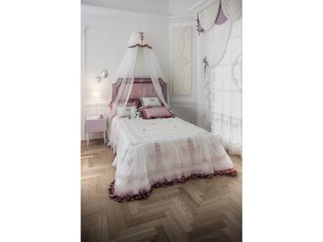 Итальянский тeкстиль для спален Sofia фабрики Chicca Orlando