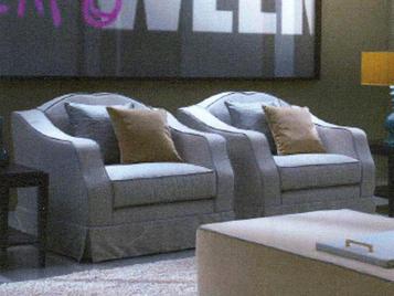 Итальянское кресло PANAMA фабрики SAT EXPORT