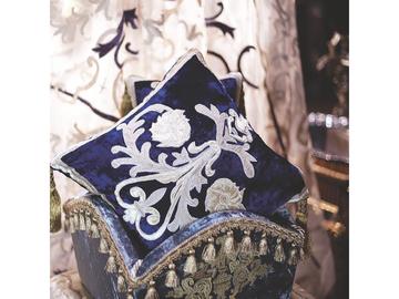 Итальянская подушка Botticelli R-2336 фабрики La Contessinа