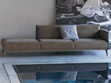 Итальянский диван STILE LIBERO фабрики DOIMO SALOTTI